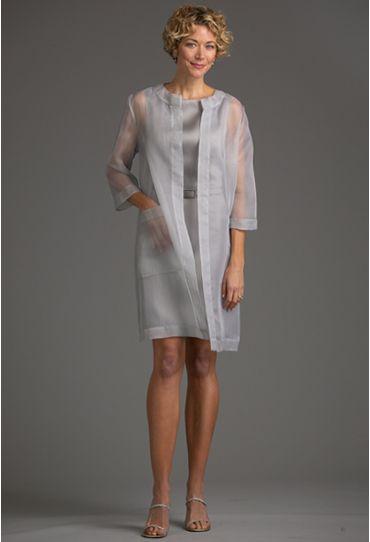 Valentina Coat Hepburn Dress Mother Of The Bride Separates Siri Inc Wedding Pinterest Dresses And