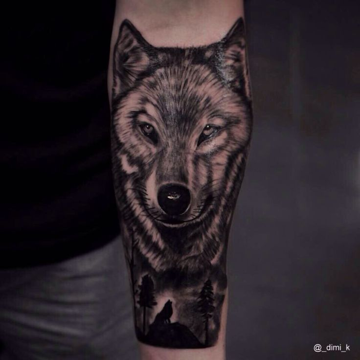 21 best wolf tattoos images on pinterest design tattoos for Red wolf tattoo