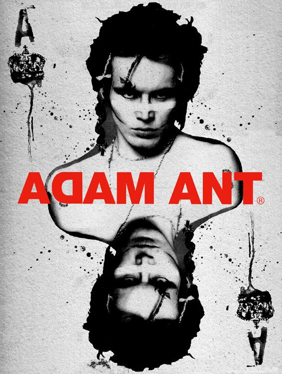 Adam Ant is an English musician who gained popularity as the lead singer of post-punk group Adam and the Ants and later as a solo artist, scoring 10 UK top ten hits from 1980 to 1983, including three No. 1's. He also worked as an actor, appearing in over two dozen films and television episodes from 1985 to 2003. In recent years, Ant has attempted a comeback. Apparently, he has only succeeded at looking like Johnny Depp.