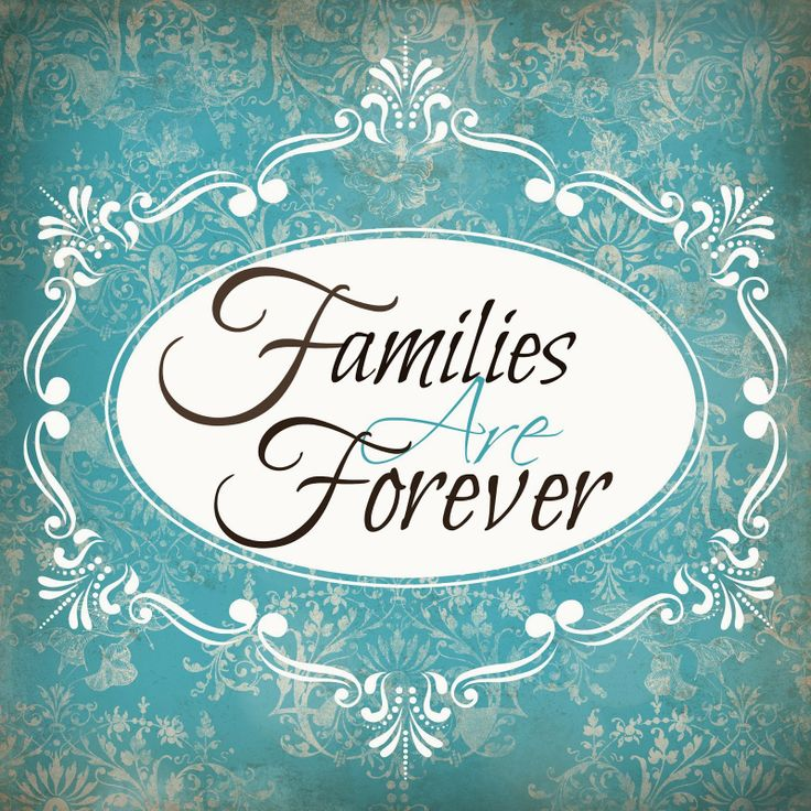 Free printableFamilies are Forever2014 Lds Primary theme
