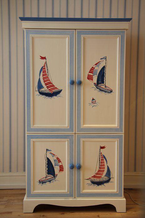 Luxury Children's Furniture & Interiors | Dragons of Walton Street | Toy Cupboard