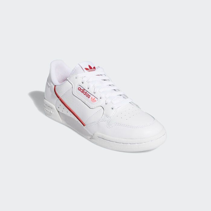 adidas scarpe uomo continental 80 cloud white