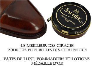 Cirage Saphir Médaille d'Or