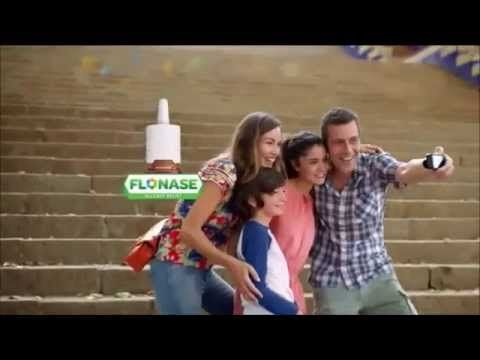 Flonase Commercial #2 - 2015 - YouTube