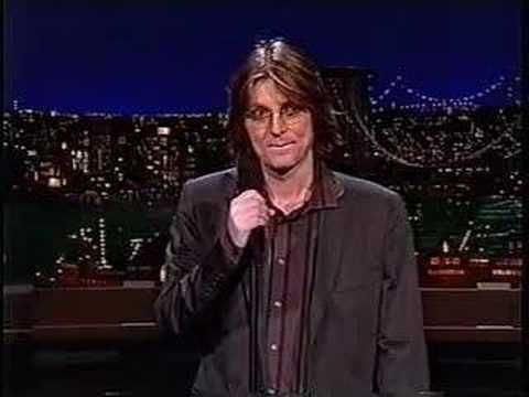 The late, great Mitch Hedberg