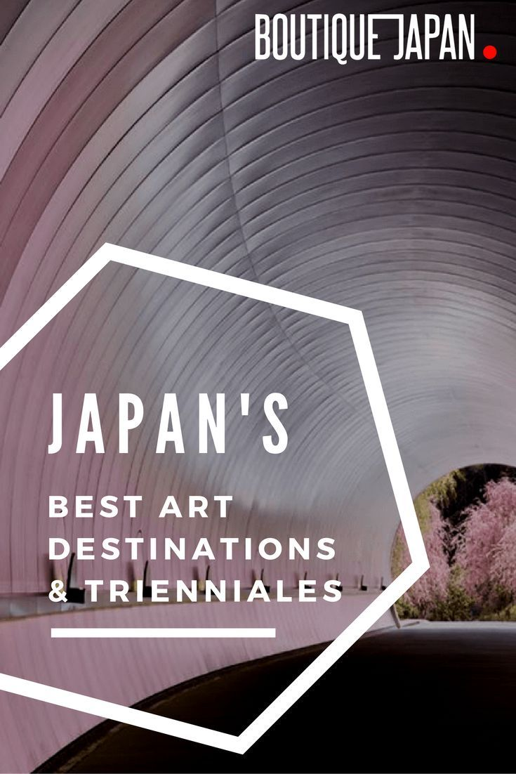 Japan's best art destinations include art islands, open-air art installations in the countryside, fantastic biennales and triennales, and unique museums.
