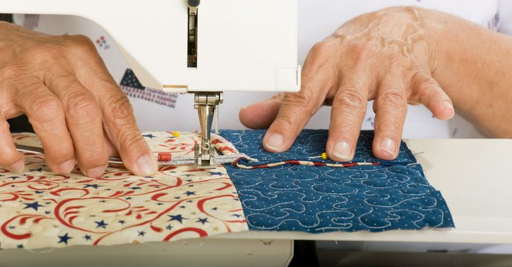 Free Motion Quilting: Stippling 101