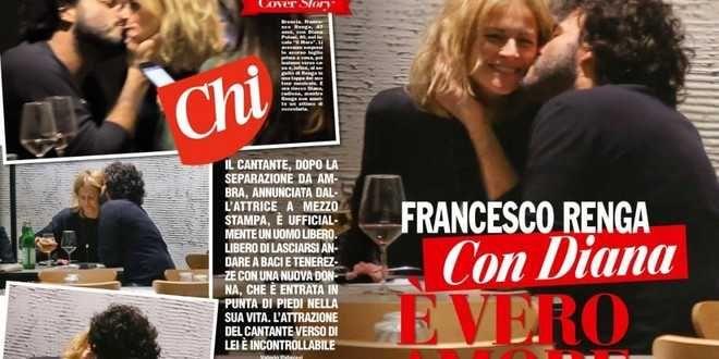 Gossip News: la nuova fidanzata di Francesco Renga