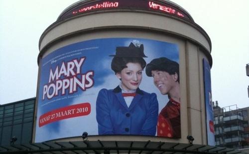 Mary Poppins, Scheveningen, The Netherlands