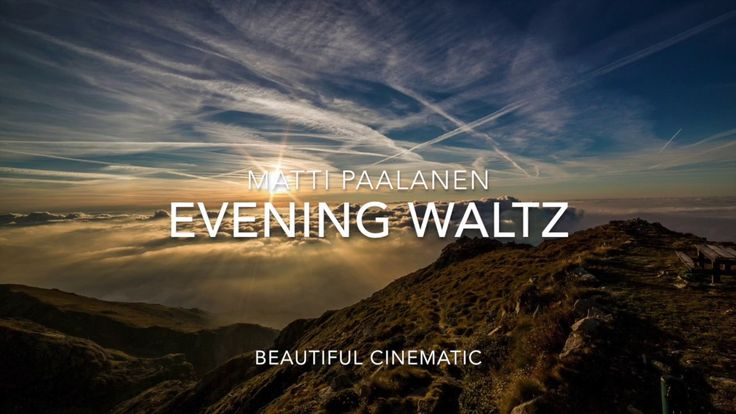 Beautiful Waltz - Evening Waltz - Matti Paalanen contains beautiful waltz tune I composed some time ago. I wanted to go for this kind of fragile, melancholic...