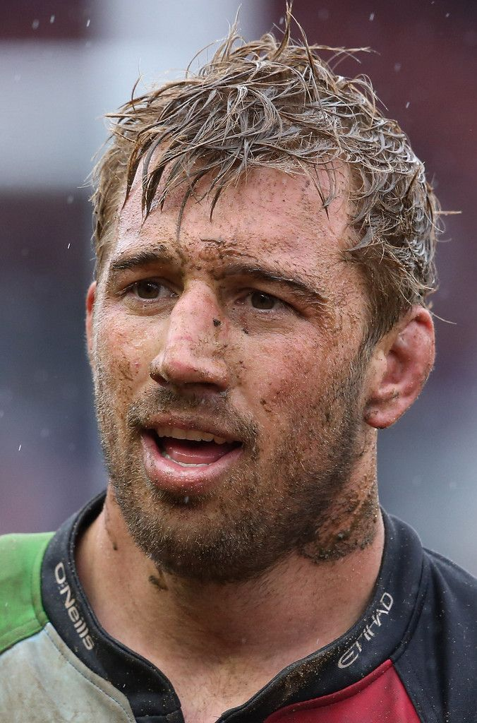 Chris Robshaw, the Harlequins captain looks on during the Aviva Premiership match between Harlequins and Bath at Twickenham Stoop on April 13, 2013 in London, England. #Rugby