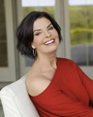Sela Ward. Actress and Founder of Hope Village for Children, MS.