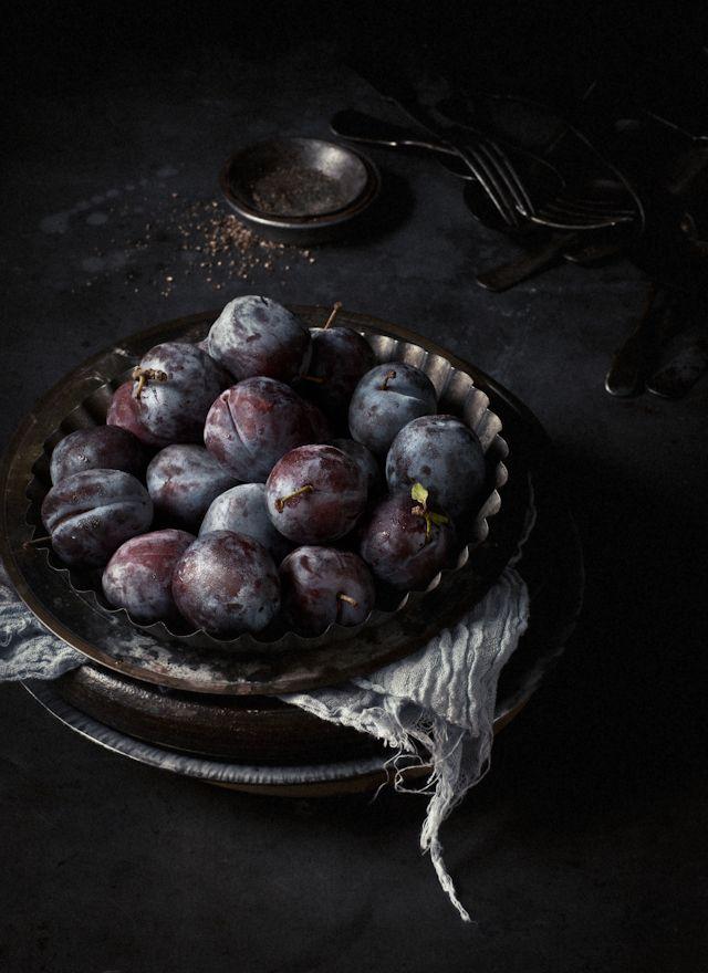 Plums | #dark #ingredients | What Katie Ate