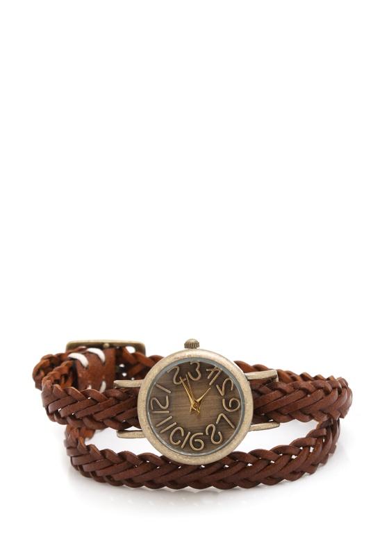 woven wraparound watch: Wear Watches, Wraparound Watch Love, Style, Leather Watches, Jewelry, Woven Wraparound Watch, Watch 29 90, Cute Watches, Wrap Watches