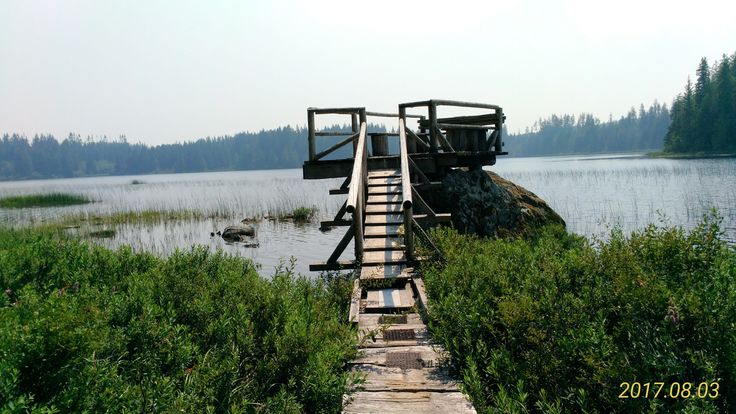 Duck Lake Protected Area