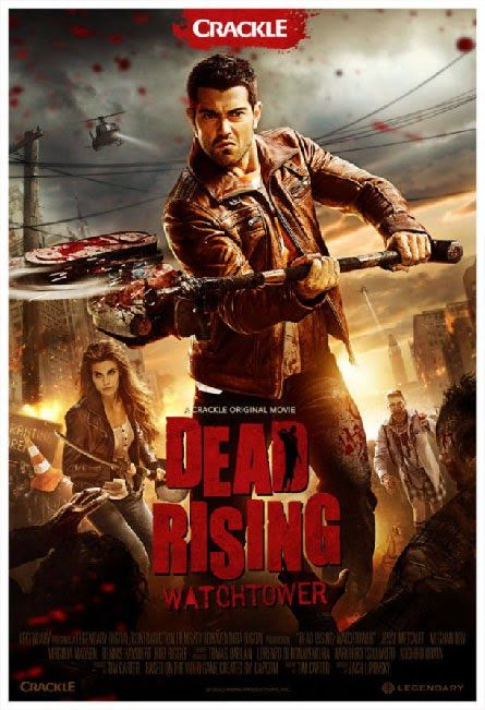 Zombob's Zombie News and Reviews: New poster for Dead Rising: Watchtower