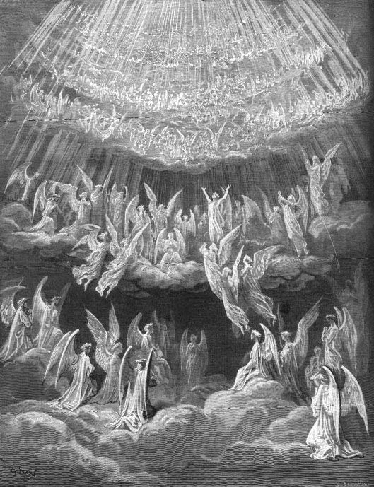 Bible illustration by Gustave Dore