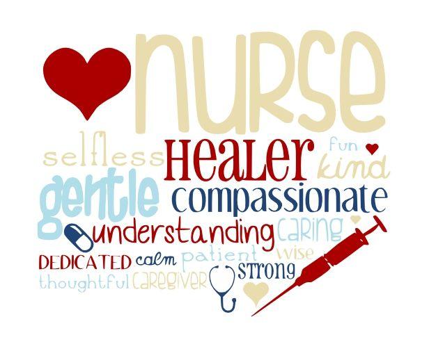 Nurse subway art | Silhouette Projects | Nurse ...