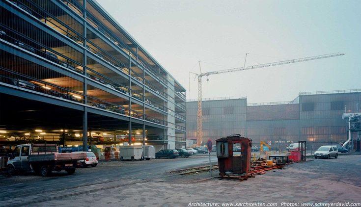 Gallery of Multi-Level Parking voestalpine / x Architekten - 14