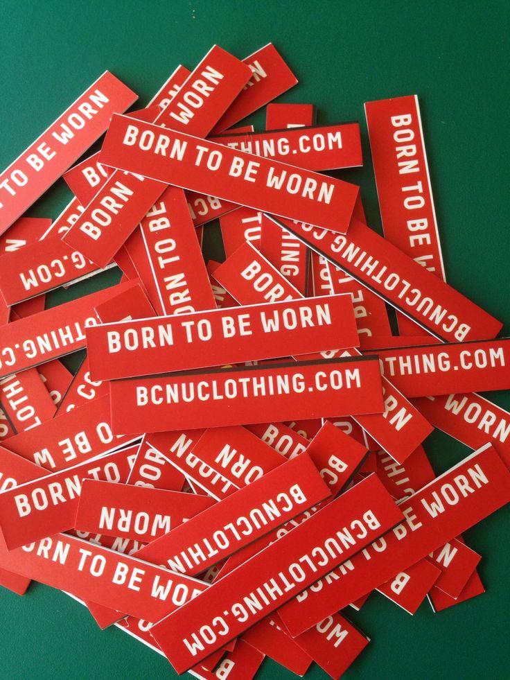 BORNTI BE WORN - bcnuclothing.com