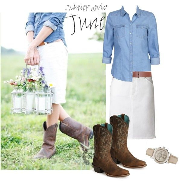 Summer Lovin' June, created by audge999 on Polyvore