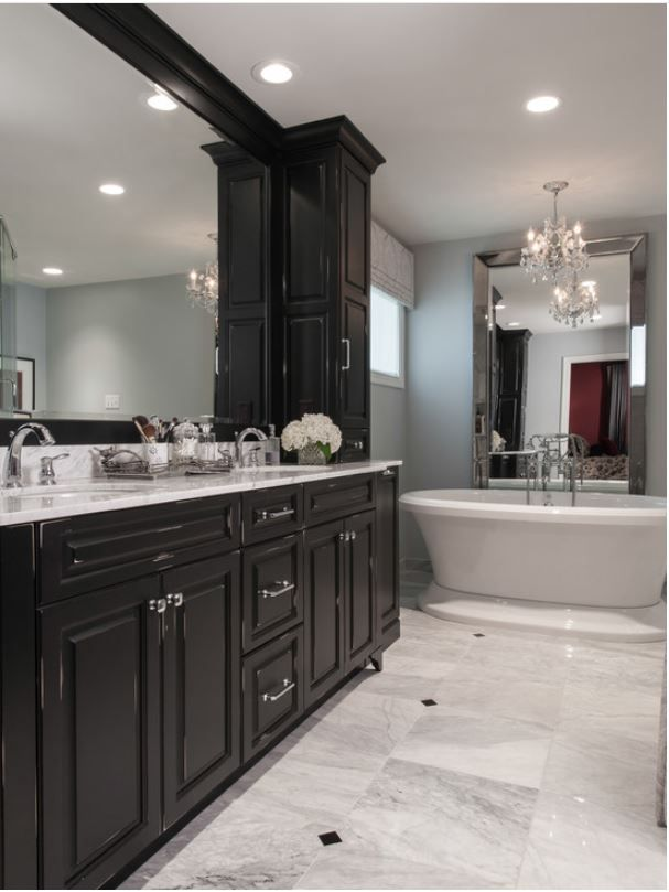 Http Www Houzz Com Photos Traditional Bath Floor Cork