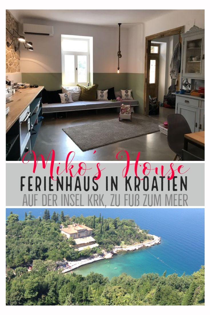 Traumhaftes Ferienhaus in Kroatien für bis zu 9 Personen
