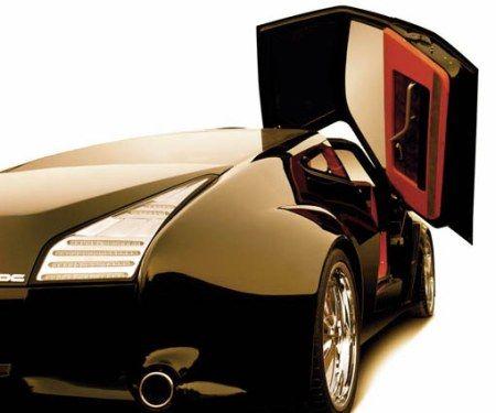 bruce wayne or batman dc design rolls royce coupe
