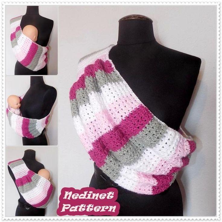 Crochet Baby Sling pattern   Craftsy