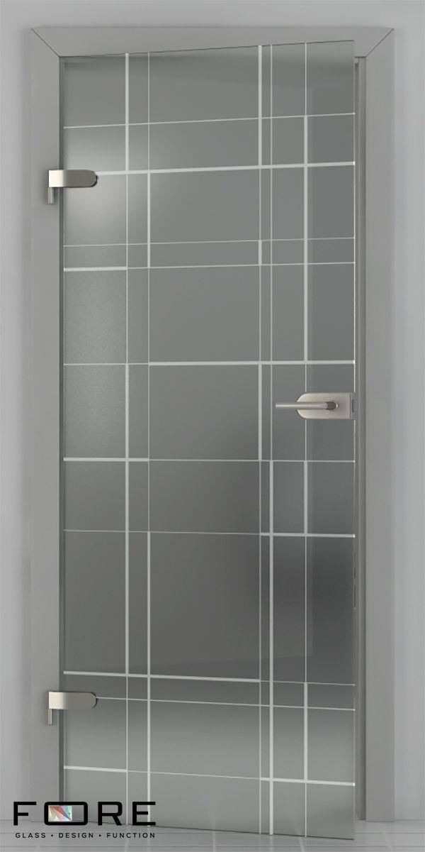 Drzwi szklane DS 16, glass doors, www.fore-glass.com, #drzwi #drzwiszklane #drzwiwewnetrzne #szklane #glassdoor #glassdoors #interiordoor #glass #fore #foreglass #wnetrza #architektura