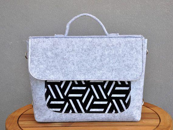 Laptop bag, Laptop backpack, Felt laptop sleeve, Messenger bag, Shoulder bag, Crossbody bag, Macbook pro 15, Laptop bag 15 inch, Laptop case, Laptop cover, Men laptop bag, Laptop bag 13 inch #laptopbag #fashion #fashionblogger #bags #boho #bohostyle #tote #totebag #style #styleblogger #fashionista