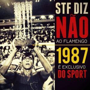 Ex-presidente do Sport diz que 'Fla expõe torcida ao ridículo' e que pernambucanos foram 'Lava Jato' dos anos 80