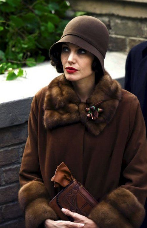 Pin for Later: Channel Angelina Jolie's Best Onscreen Looks For Halloween Christine Collins From Changeling