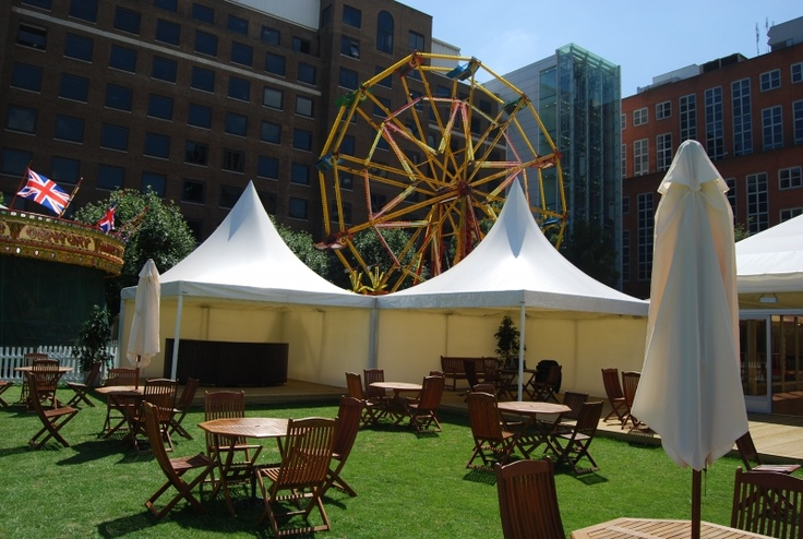 @MarKey_group Great set up! Looks like a fun event in the Center of London.