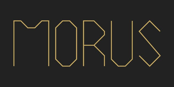 Morus brand ! Just like this ;-)