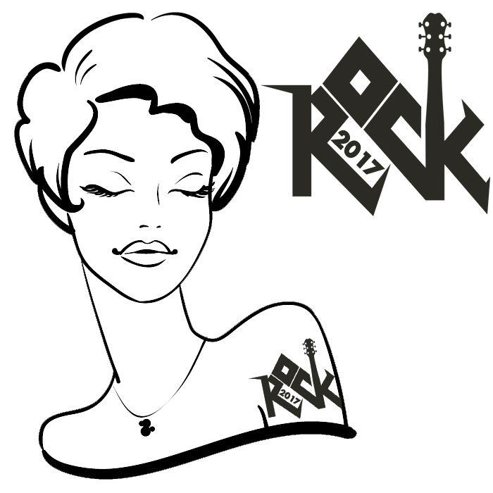 Rock 2017 Tattoo #54 (6 pack)