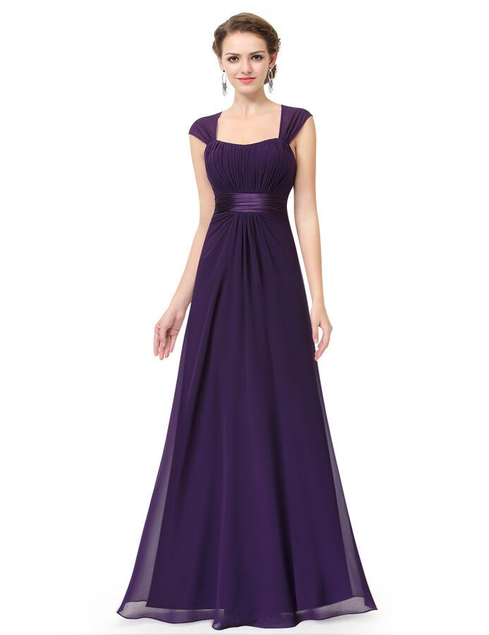 9246af6906aa Ever-Pretty Long Formal Wedding Dress Backless Bridesmaid Party Prom Gowns  08834#Wedding#Dress#Formal