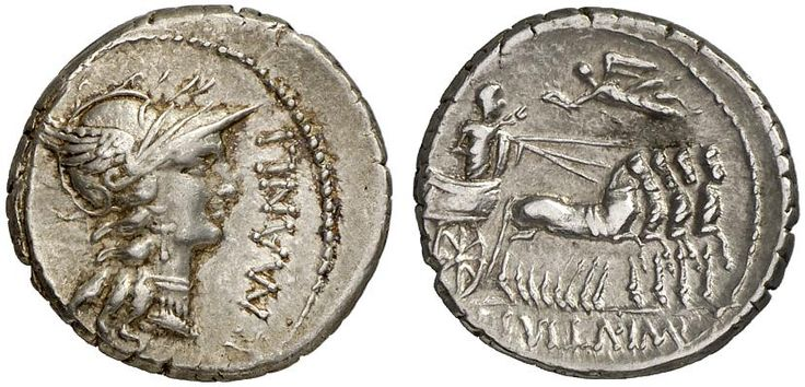 AR Denarius. Roman Coin, Roman Republic, Moneyers, L.Cornelius Sulla and L.Manlius Torquatus. 82 BC. 3,83g. Syd. 757a. Abou EF. Price realized 2011: 280 USD.