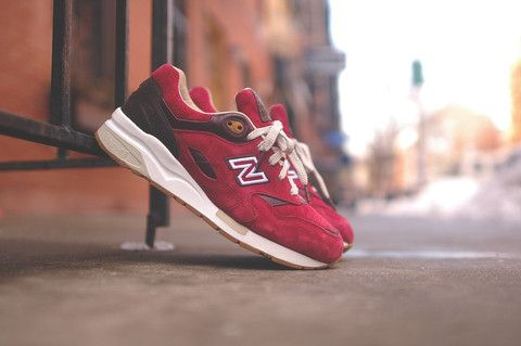 "New Balance 1600 ""Barber Shop"" Pack - Burgundy 