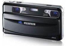 Price: 18,863,581 đ - Fuji FinePix W1 Dual 10MP Real 3D Digital Camera with 3x Optical Zoom and 2.8 inch LCD - IBJSC.com