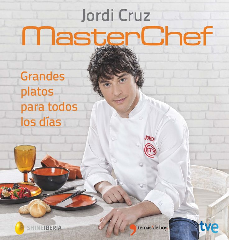 Masterchef : grandes platos para todos los días  Para saber si está disponible en la biblioteca pincha a continuación: https://absys.asturias.es/cgi-abnet_Bast/abnetop?TITN=946147