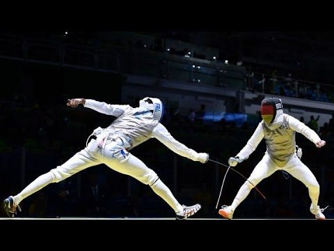The Rules of Fencing (Olympic Fencing) - EXPLAINED! - YouTube