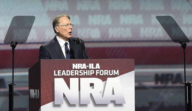 NRA's Wayne LaPierre: Academic, Political, Media Elites 'America's Greatest Domestic Threats' | Weasel Zippers