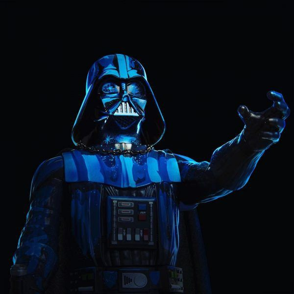 """New Images: SDCC '17 Exclusive Darth Vader 20"""" Action Figure!"""