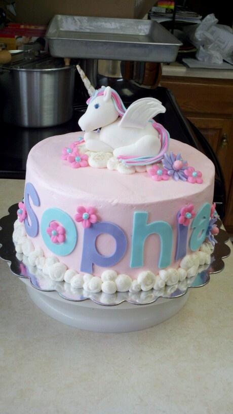Unicorn Cake 4/2013
