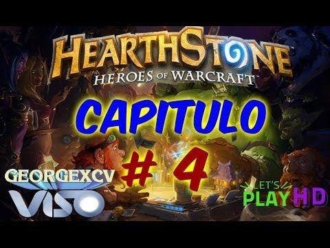 Hearthstone | Battlenet | Gameplay en español capitulo # 4 | Paliza a MaKaBrO