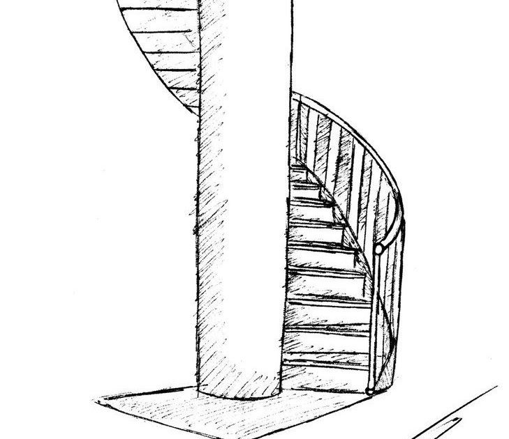 30 Not Burdensome How To Draw A Spiral Staircase Spiral Staircase Side View Learnforex Info World S Best Spiral Stairs Design Stairs Design Side View Drawing
