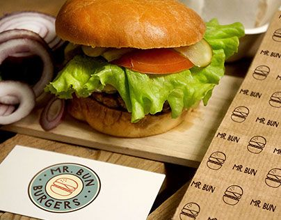 "Check out new work on my @Behance portfolio: ""Logo for burger bar."" http://be.net/gallery/28714905/Logo-for-burger-bar"