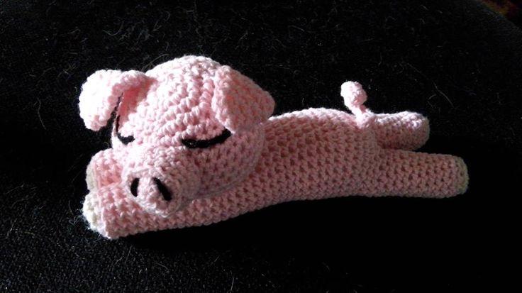 Amigurumi, tejido al crochet, muñeco de apego