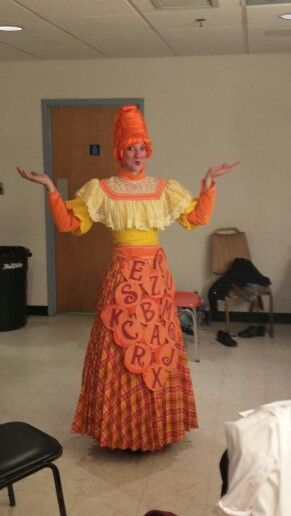 Mrs. Corry,  Mary Poppins Musical